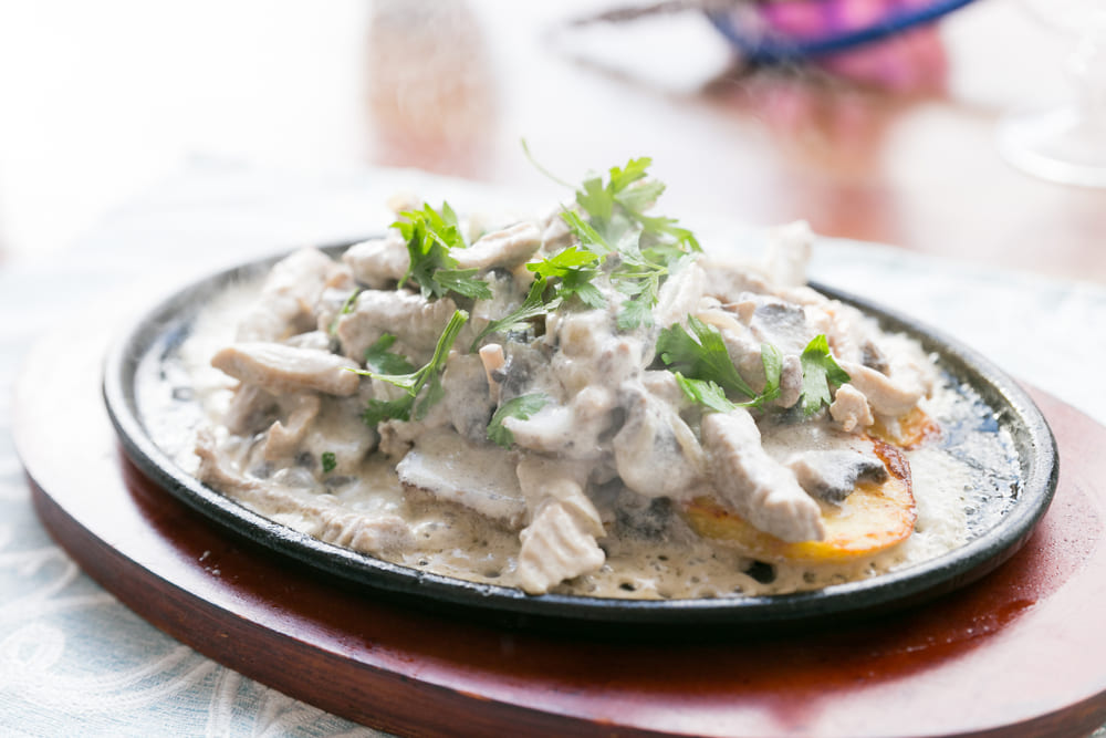 Грибной соус из сушеных грибов: рецепт, как приготовить со сметаной