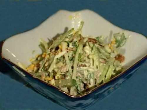 Салат ташкентский из редьки рецепт с фото пошагово - 1000.menu