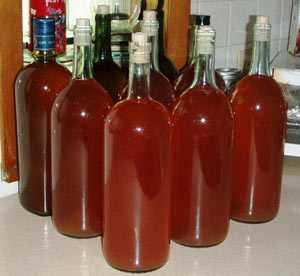 Крепленое вино из винограда – рецепт с изабеллой