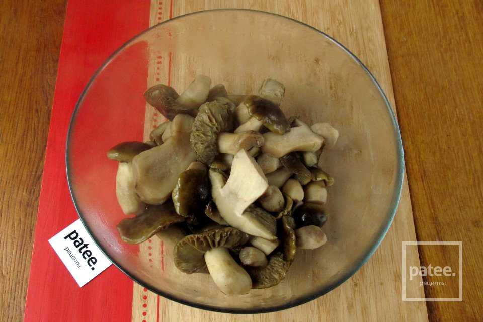 Как вкусно приготовить съедобные грибы рядовки: рецепты маринования, засолки и других блюд