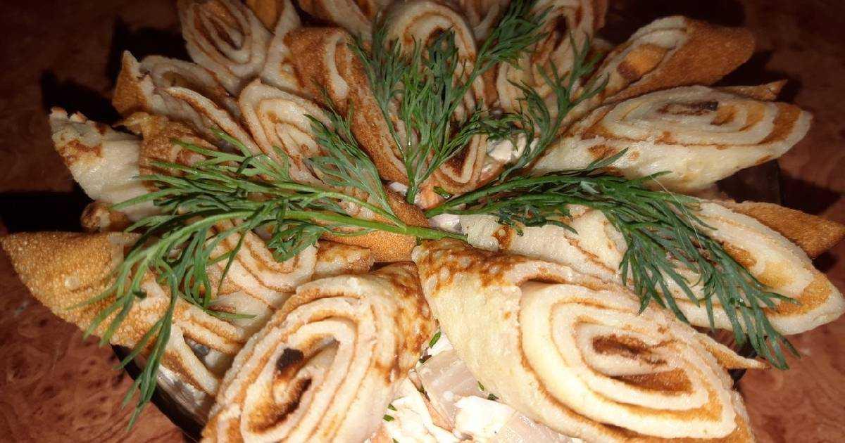 Салат «кояш» с корейской морковкой - как приготовим