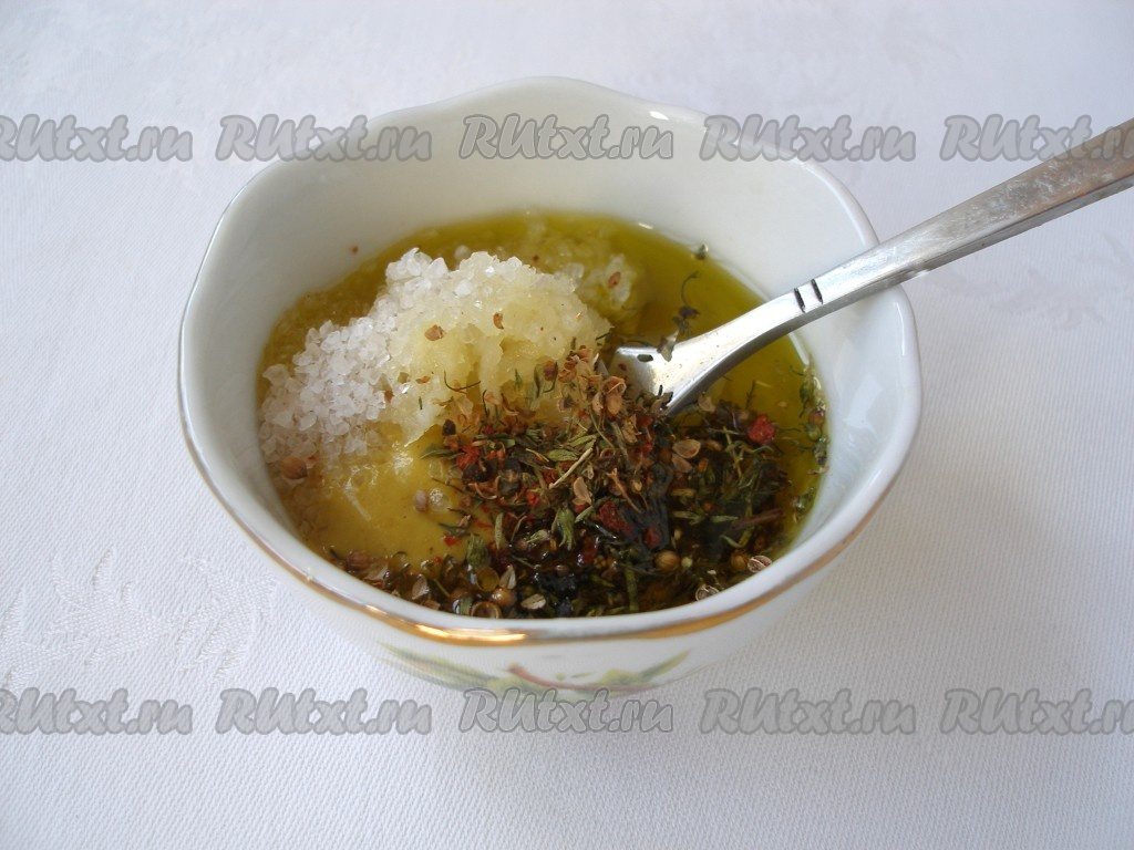 Буженина из индейки в духовке - пошаговый рецепт с фото