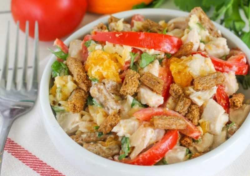 Курица с апельсинами - 32 рецепта приготовления пошагово - 1000.menu