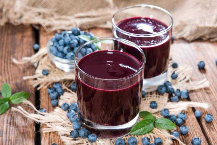 Настойка из черники на водке в домашних условиях – универсальный рецепт