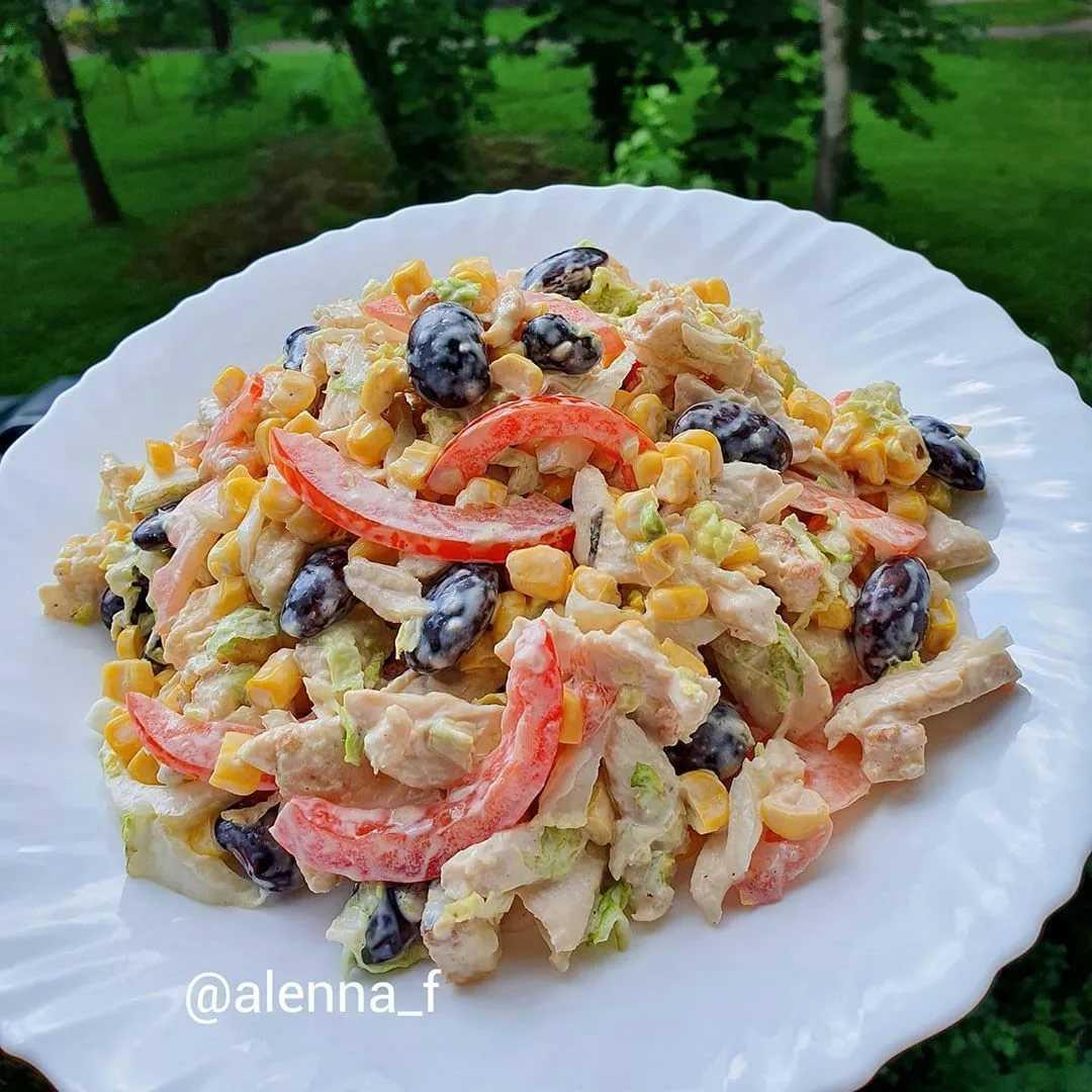Салат перепелиное гнездо — рецепт с фото. подойдет на любой праздничный стол