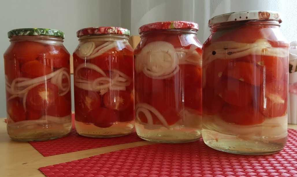 Маринованные помидоры с чесноком быстрого приготовления: 7 самых вкусных рецептов