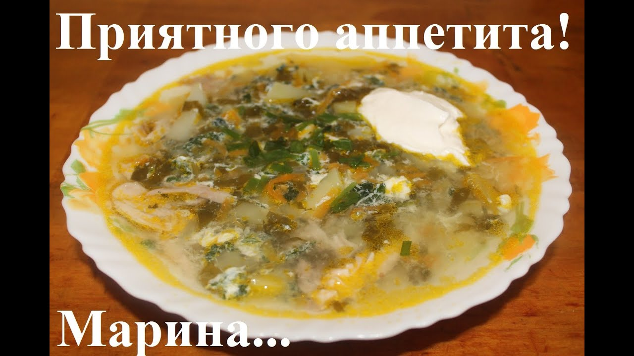 Суп из крапивы с яйцом: 6 классических рецептов