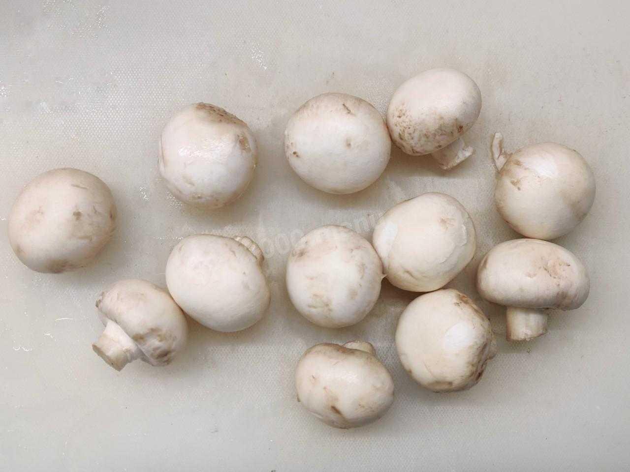 Cколько варить грибы перед заморозкой на зиму - правила и таблица сроков