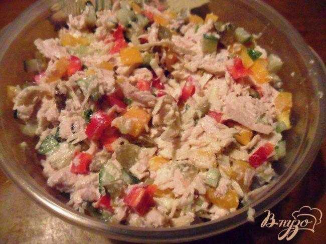 Салат пражский - любимый салат для сильных мужчин: рецепт с фото и видео