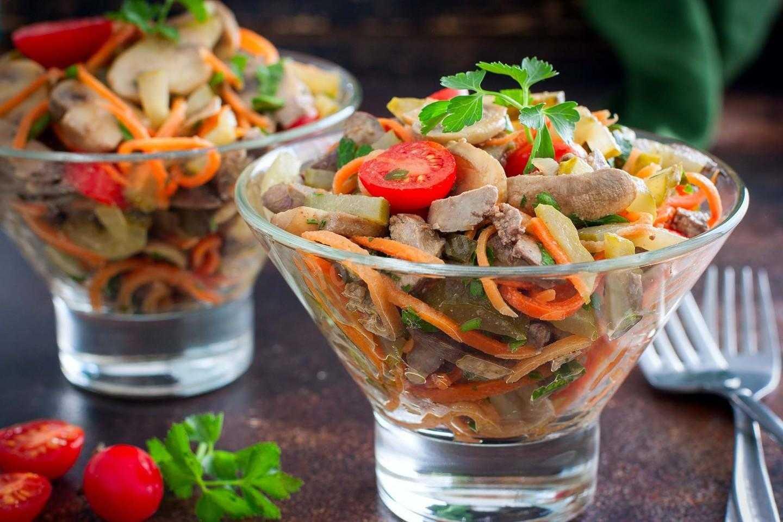 Салат из редьки и курицы - кулинария для мужчин