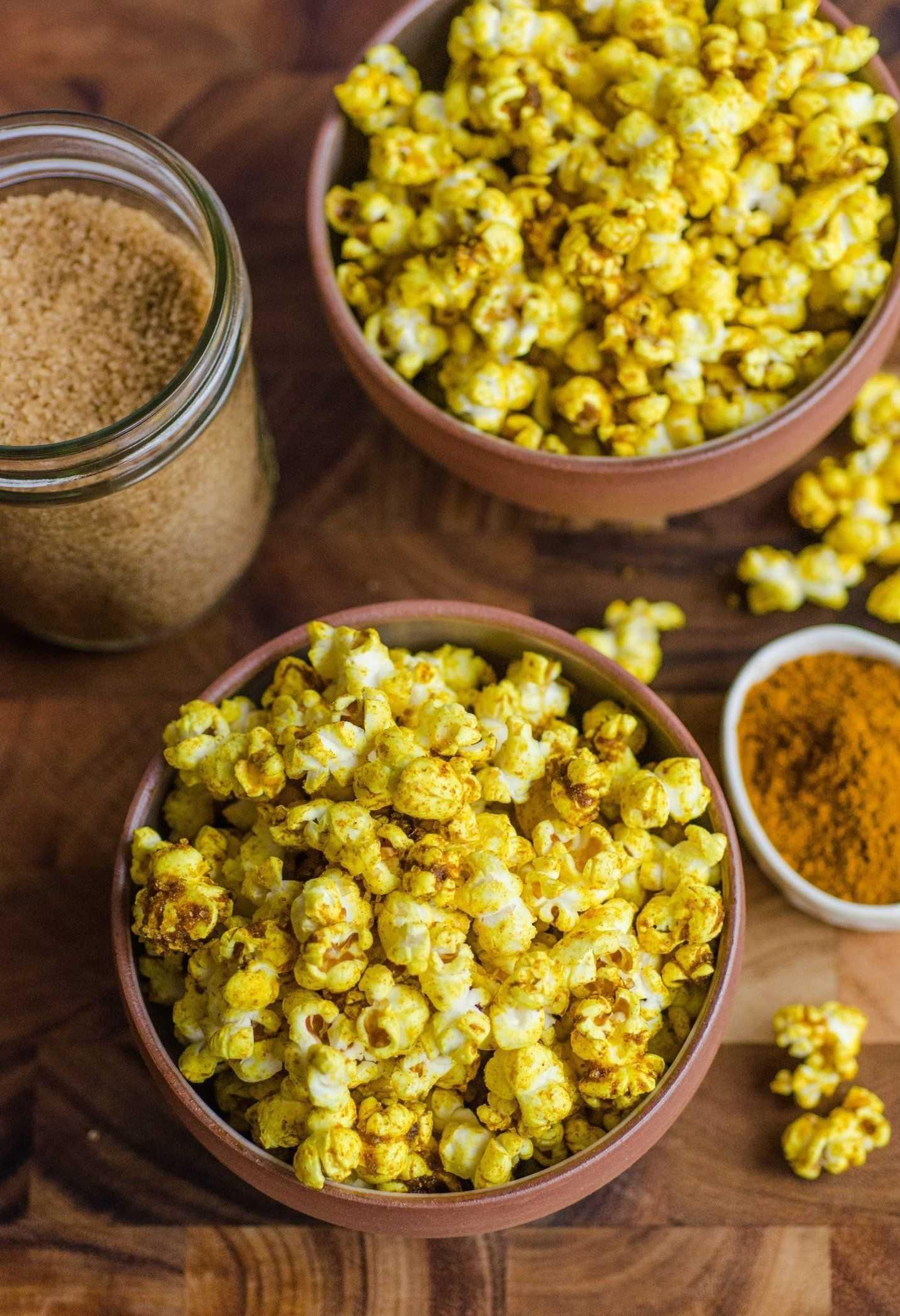 Пирожные из попкорна с миндалем - пошаговый рецепт приготовления с фото