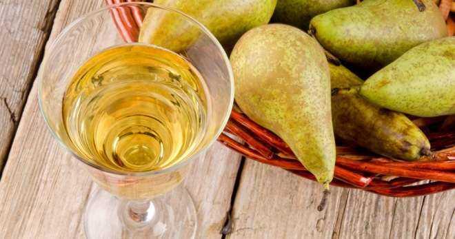 Вино из груш: хитрости и нюансы приготовления