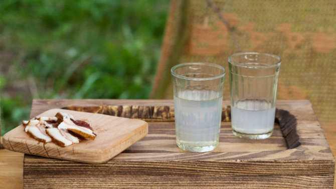 Настойка из тыквенных семечек на водке