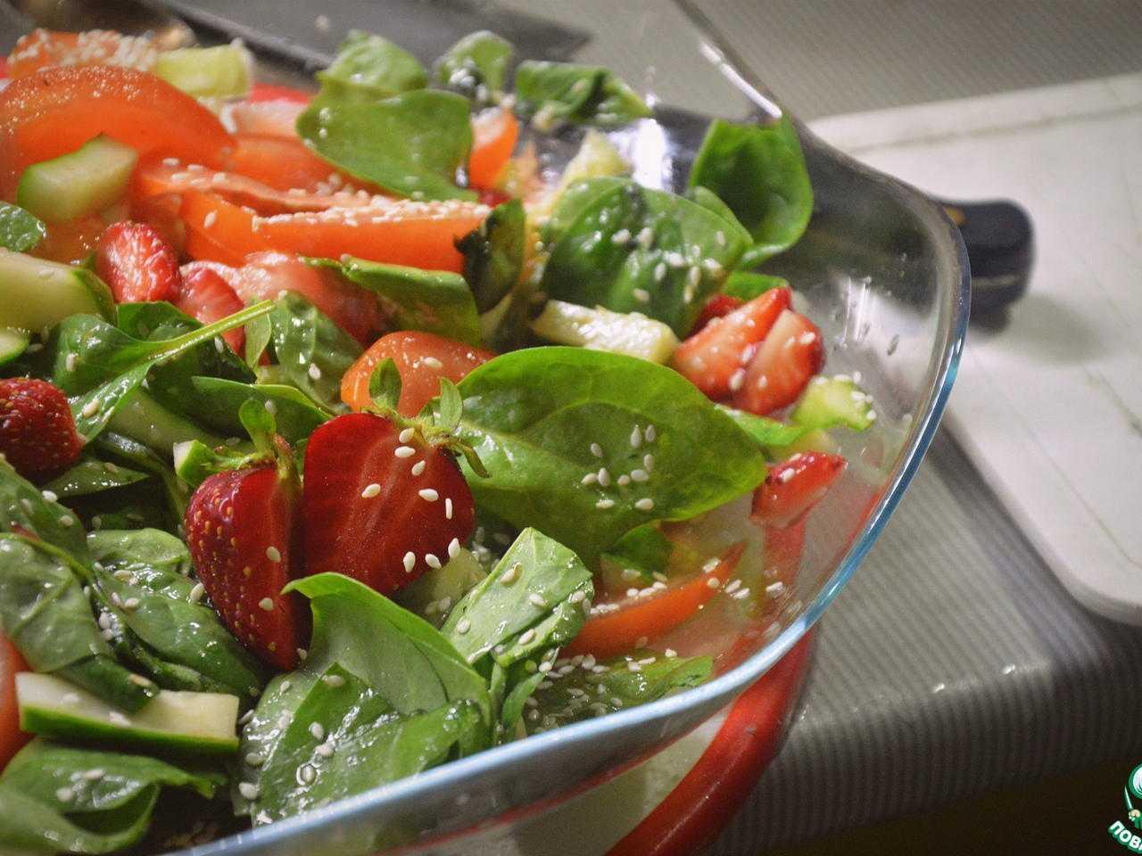 Попробуй салат Лето: поиск по ингредиентам, советы, отзывы, пошаговые фото, подсчет калорий, удобная печать, изменение порций, похожие рецепты