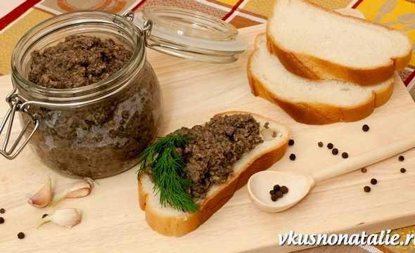 Икра грибная из сухих грибов - самые вкусные и простые рецепты с фото