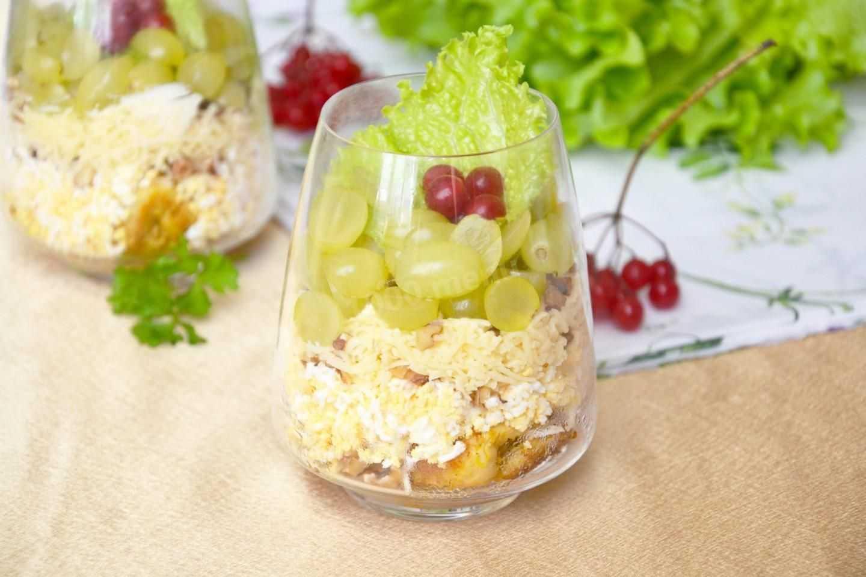 Фруктовый салат — 5 вкусных рецептов