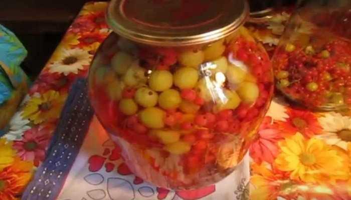 Компот из клубники на зиму — 4 рецепта с фото и видео