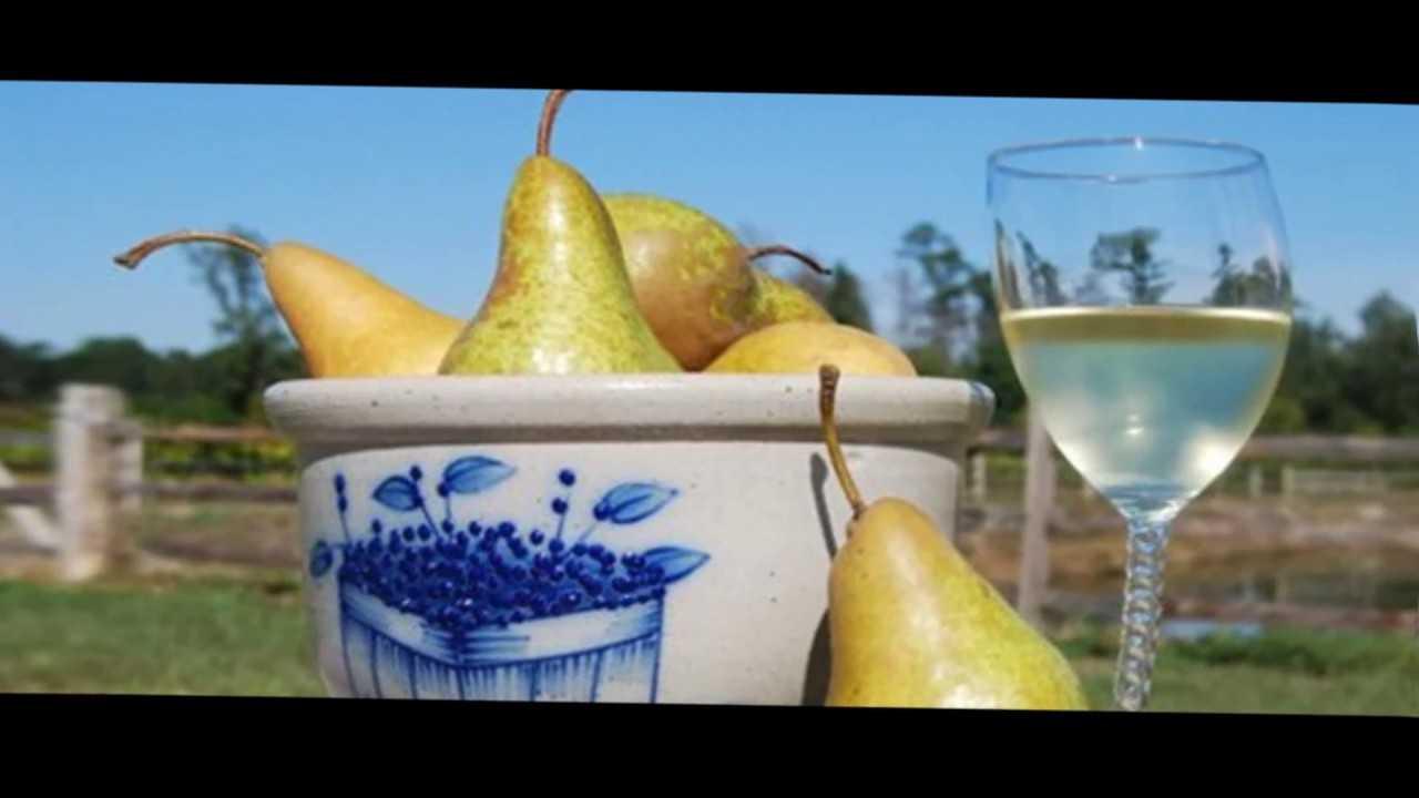 Как сделать вкусное вино из груш в домашних условиях?