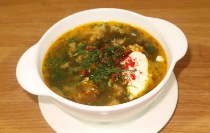 Борщ с щавелем – как приготовить легкий летний суп по самому правильному и точному рецепту