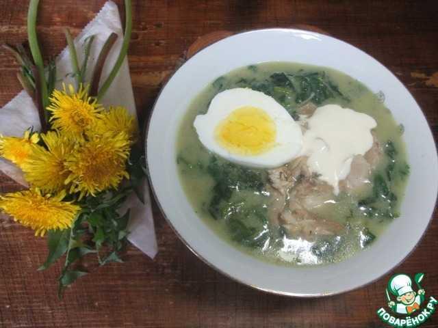 Клецки для супа из муки - как приготовить по правильному рецепту