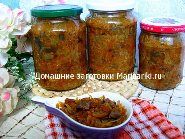 Рецепт приготовления солянки с грибами на зиму пальчики оближешь - всё про сады