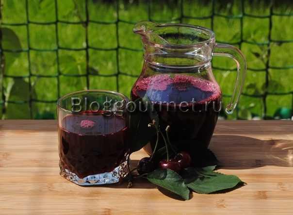 Вишневый сок: польза и вред для здоровья. состав, применение