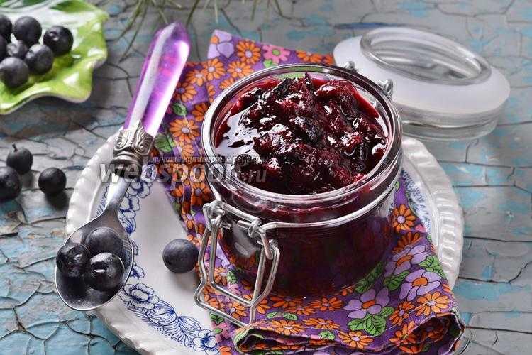 Варенье из терна без косточек - 11 пошаговых фото в рецепте
