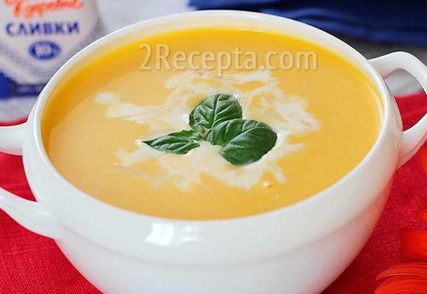 Суп-пюре из лисичек — пошаговый рецепт с фото