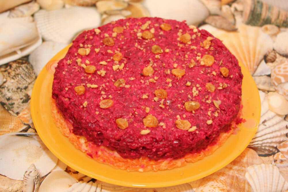 Слоёный салат любовница к дню влюблённых рецепт с фото пошагово - 1000.menu