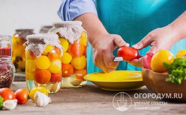 Как засолить помидоры в ведре как бочковые