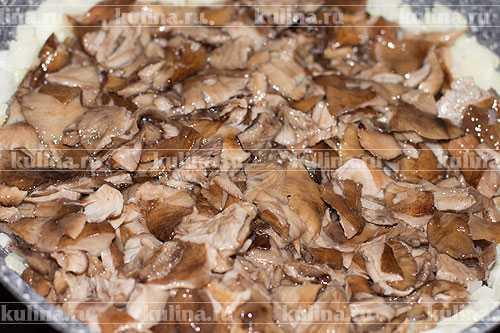 Готовим жульен с курицей и грибами в духовке (в кокотницах, на противне, в горшочках и в форме для запекания)