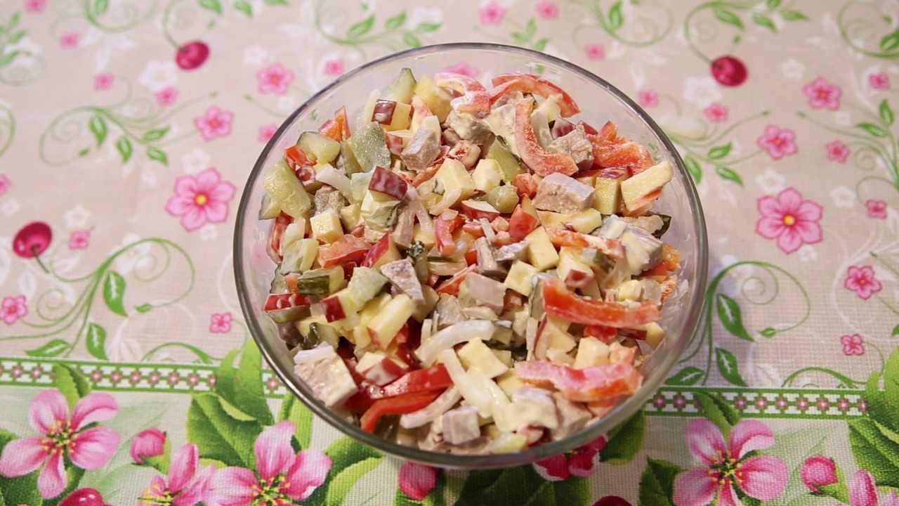 Салат прага. 8 вариантов приготовления вкусных салатов   народные знания от кравченко анатолия