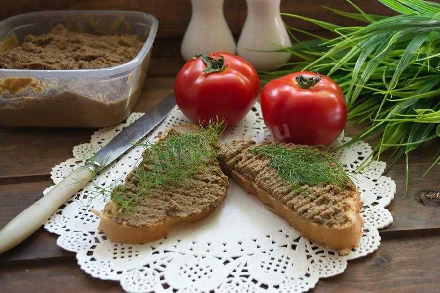 Пошаговый рецепт печеночного паштета из говяжьей печени: правила подбора ингредиентов и секреты приготовления идеального блюда. Хранение и срок годности закуски.