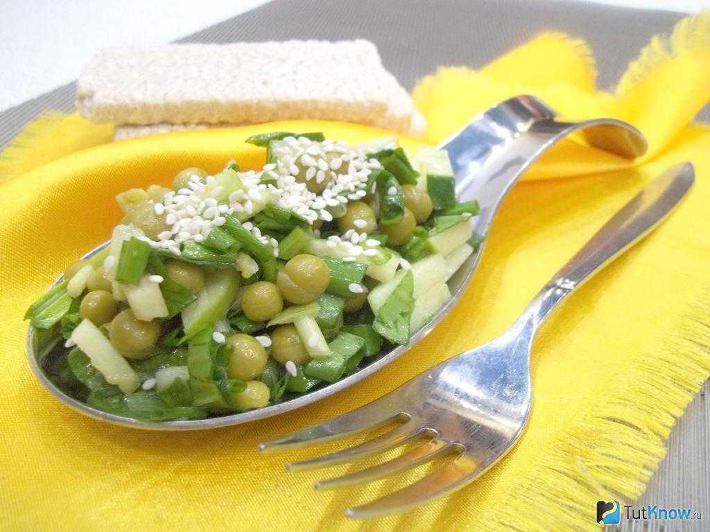 Салат со свежим огурцом. 13 простых и очень вкусных рецептов