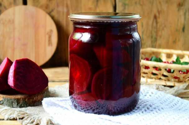 Квашеная свекла на зиму: рецепты приготовления в домашних условиях, польза и вред, а также способы хранения русский фермер