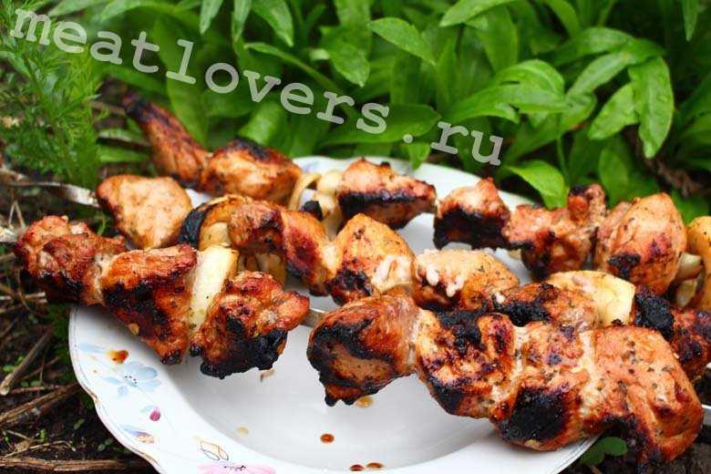 Медовый маринад - рецепты приготовления для мяса и овощей