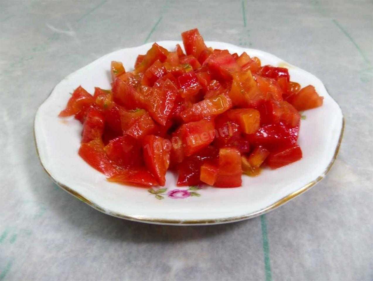 Салат арбузная долька с курицей рецепт с фото пошагово - 1000.menu