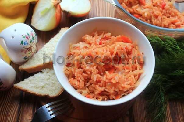 Плов с вешенками: в мультиварке, на сковороде, рецепты с фото