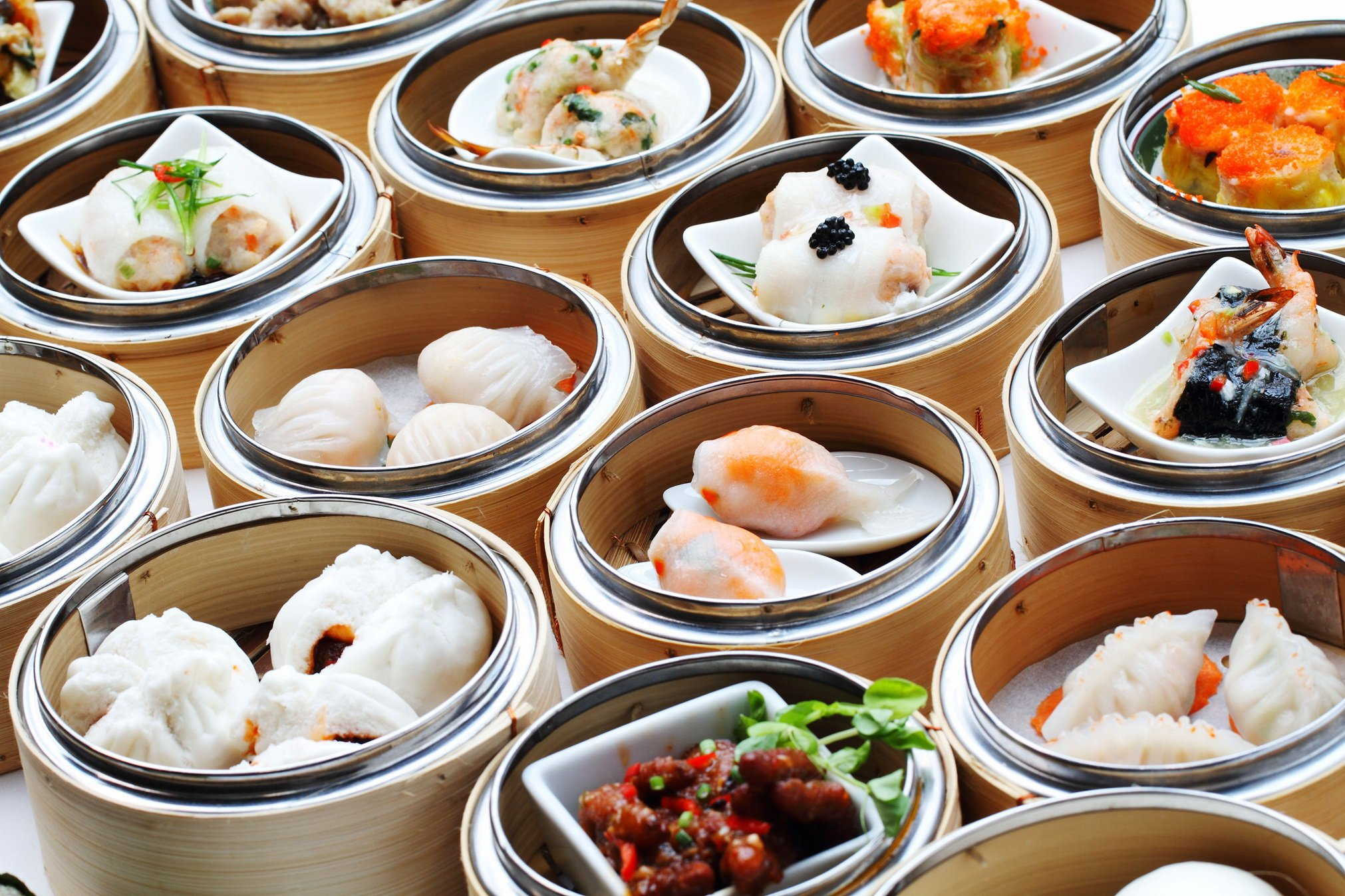 Рецепт: китайские салаты