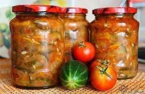 Салаты из помидоров на зиму пальчики оближешь — очень вкусные рецепты