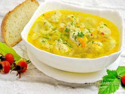 Яичный суп — 7 классных пошаговых рецептов