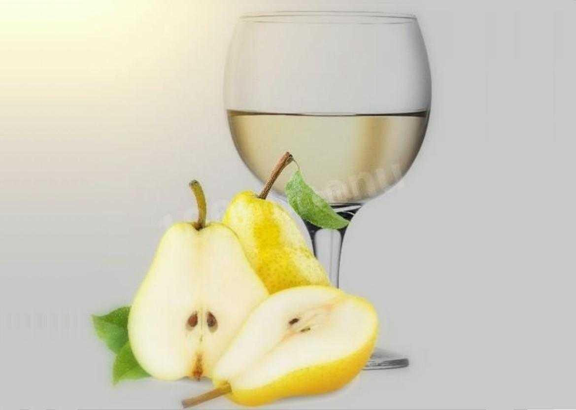 Вино из груш - ароматный и очень легкий алкогольный напиток