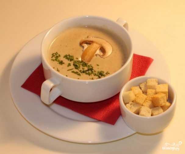 Грибной суп с лисичками — рецепты из замороженных и свежих грибов