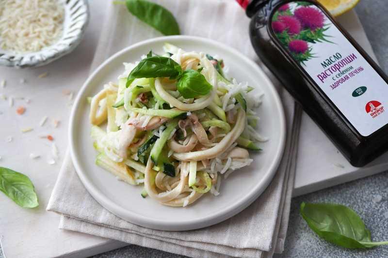 Салат из дайкона, 100 вкусных рецептов с фото алимеро