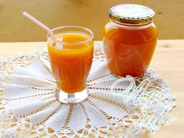 Простой рецепт абрикосового сока с мякотью на зиму в домашних условиях - всё про сады