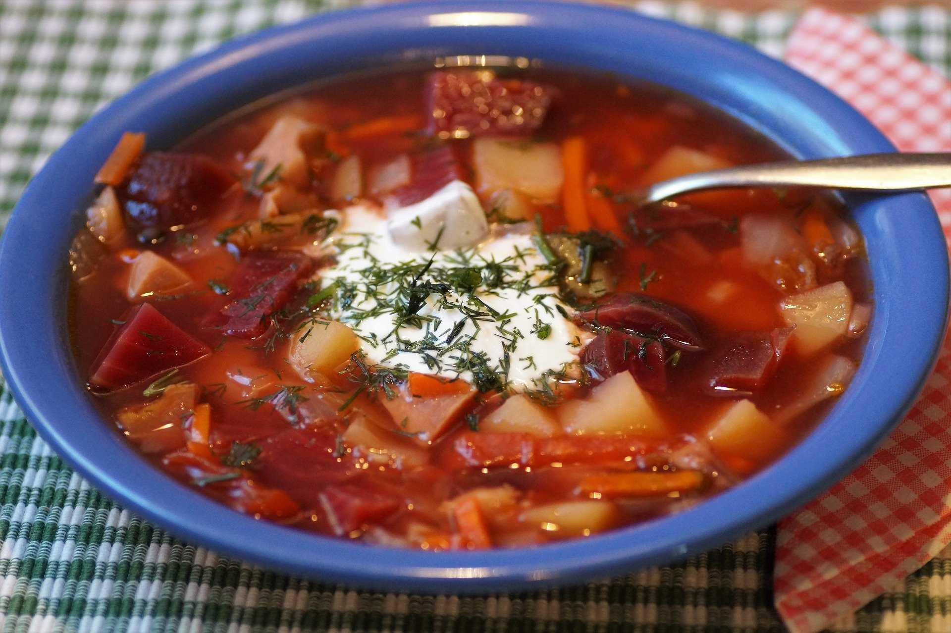 Борщевая заправка на зиму: вкусный рецепт приготовления своими руками