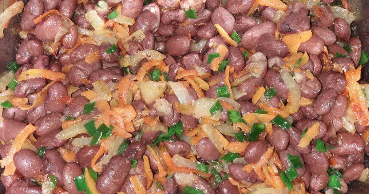 Салаты с фасолью - 20 простых и вкусных рецептов