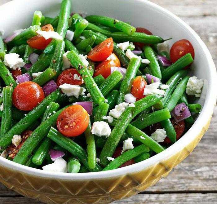 Салат с яйцом и стручковой фасолью: рецепты приготовления  — нескучные домохозяйки