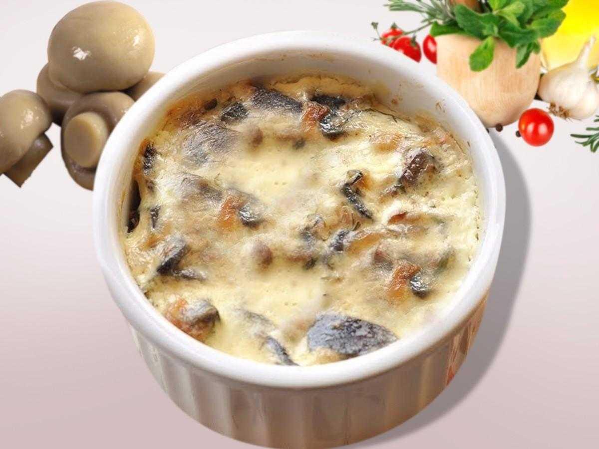 Рецепт приготовления грибного соуса из сушеных грибов