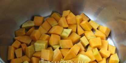 Вкусное пюре из яблок и тыквы на зиму: пошаговый рецепт с фото